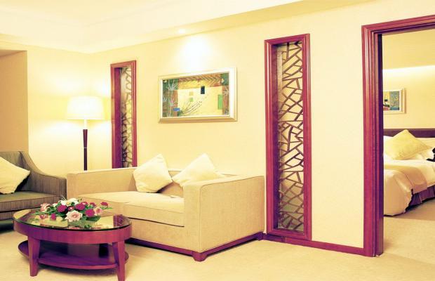 фотографии отеля Yuyang Hotel Beijing изображение №15