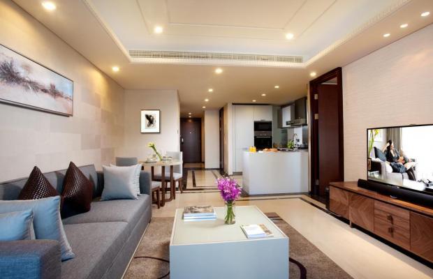 фото отеля Ascott Beijing изображение №41
