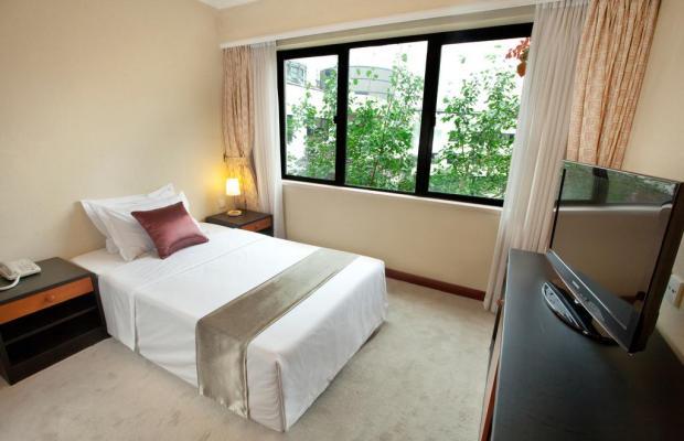 фотографии отеля Beijing HWA Apartment Hotel изображение №15