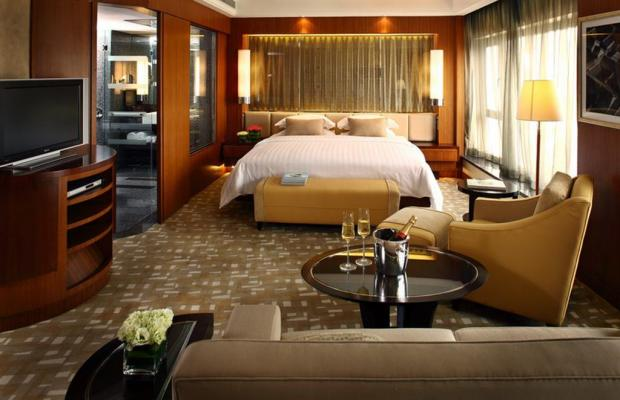 фотографии отеля Beijing International изображение №19