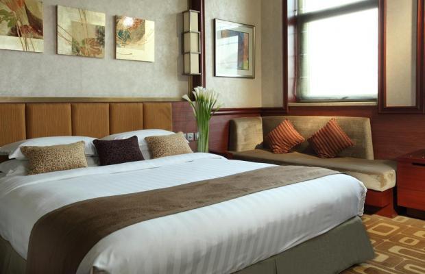 фотографии отеля Beijing Minzu Hotel изображение №11