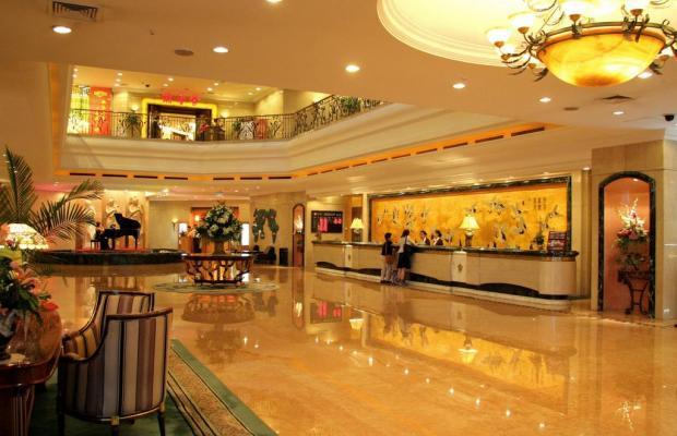 фотографии отеля Beijing Xinyuan изображение №23