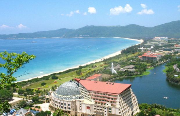 фотографии Yalong Bay Universal Resort Sanya изображение №32