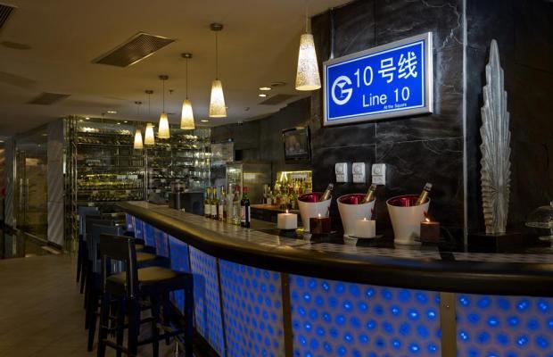 фото отеля Novotel Beijing Sanyuan изображение №5
