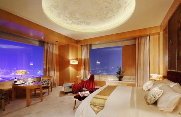 фотографии Pangu 7 Star Hotel изображение №4