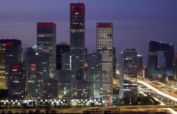 фотографии отеля Park Hyatt Beijing изображение №19
