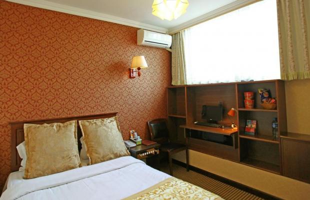 фото отеля Hutong Inn Zaoyuanju Hotel изображение №17