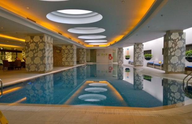 фотографии отеля Courtyard by Marriott Beijing Northeast изображение №3