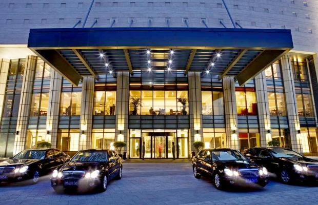фото отеля Courtyard by Marriott Beijing Northeast изображение №1