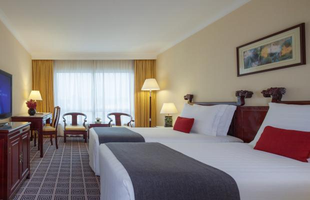фотографии отеля Radisson Blu Hotel Beijing изображение №7