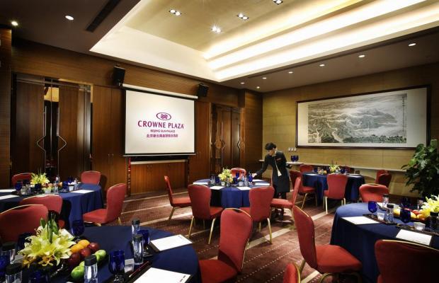 фотографии Crowne Plaza Sun Palace Hotel Beijing изображение №4