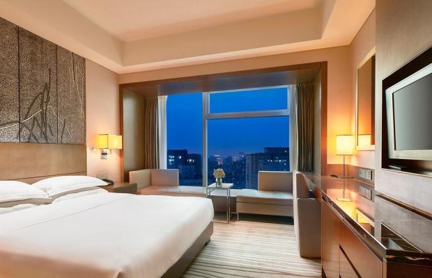 фотографии отеля Doubletree By Hilton Beijing изображение №7