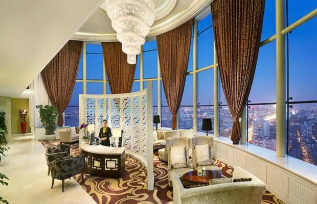 фотографии Liaoning International Hotel (ex. Royal King Hotel Beijing) изображение №8