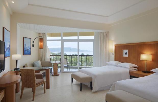 фотографии отеля Sheraton Sanya Resort изображение №15