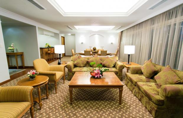 фотографии отеля The Linden Suites изображение №27