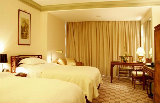 фотографии отеля Grand Hotel Beijing изображение №23