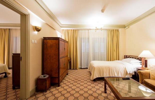 фотографии отеля Grand Hotel Beijing изображение №3