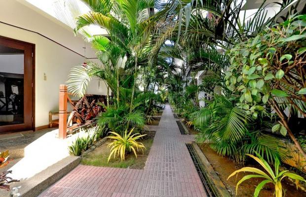 фотографии отеля Nirvana Beach Resort изображение №15