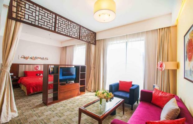 фотографии отеля Mercure Beijing Downtown изображение №3
