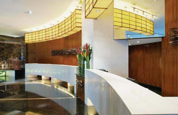 фото AG New World Manila Bay Hotel (ех. Hyatt Hotel & Casino Manila) изображение №10