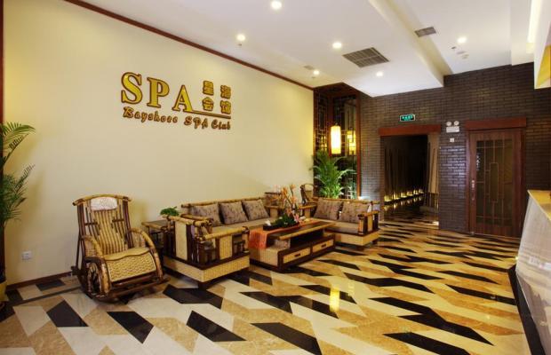 фото отеля Bayshore Hotel Dalian изображение №9