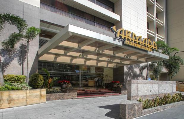 фото отеля Armada Hotel Manila (ex. Centara Hotel Manila) изображение №1