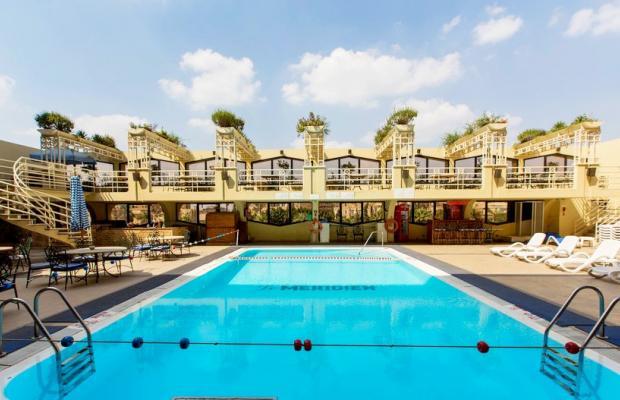 фотографии отеля Le Meridien Heliopolis изображение №7