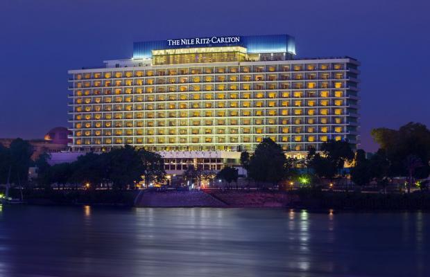 фото отеля The Nile Ritz-Carlton (ex. Nile Hilton) изображение №9