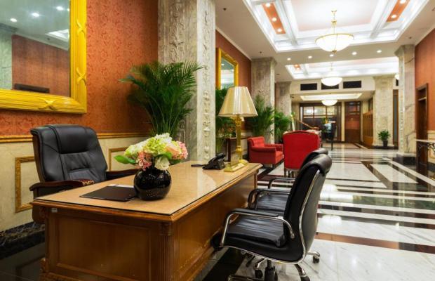 фото отеля Jin Jiang Pacific изображение №37