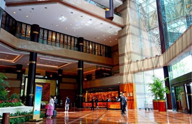 фотографии отеля Jin Jiang Tower изображение №19