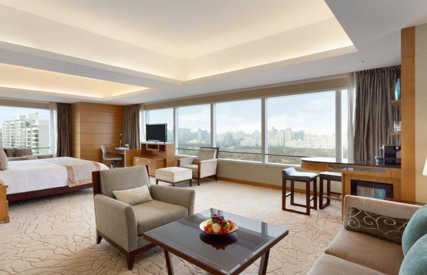 фотографии отеля Kerry Hotel Pudong изображение №79