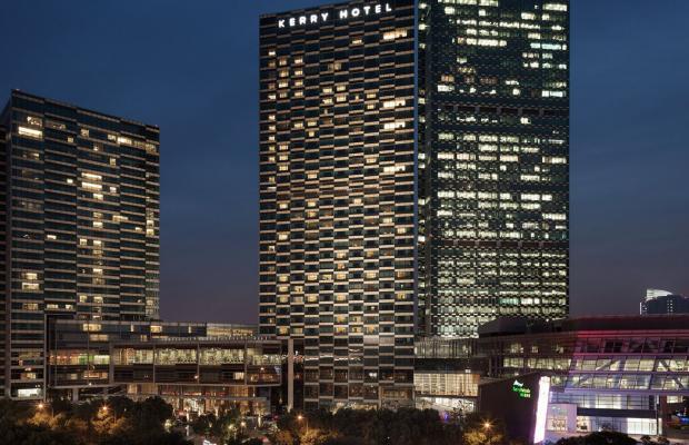 фотографии отеля Kerry Hotel Pudong изображение №71