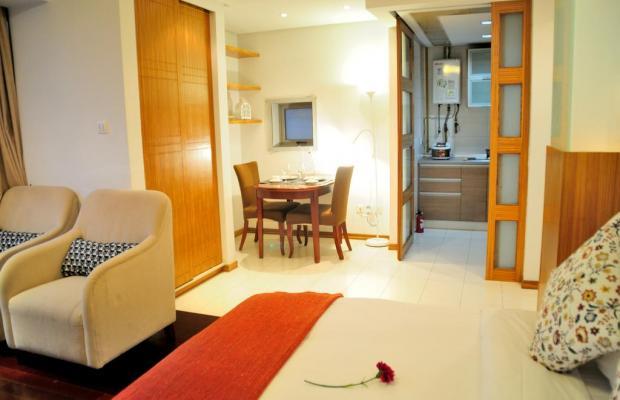 фотографии отеля Kingland Serviced Apartment изображение №15