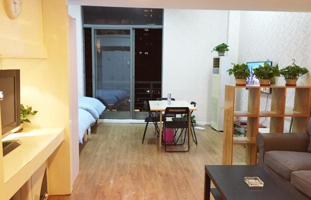 фотографии отеля Tongji Garden Apartment Hotel Shanghai (ex. Tong Ji Garden Service Apartment) изображение №19