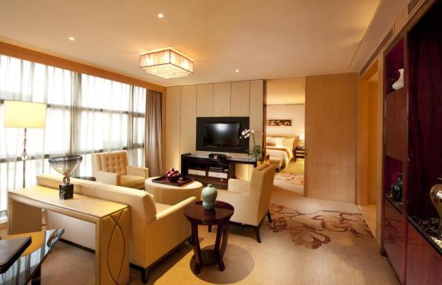 фото отеля Hilton Guangzhou Baiyun изображение №29