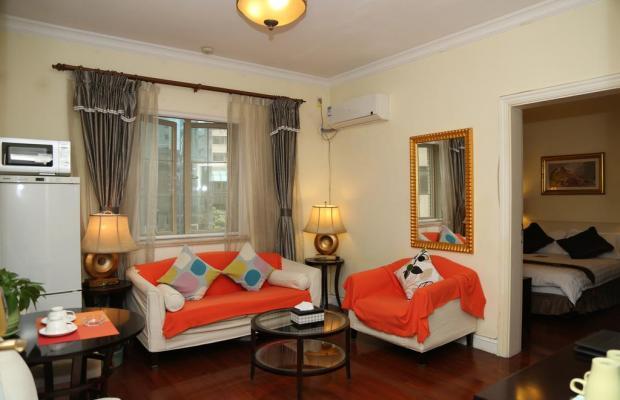 фотографии отеля Ladoll Service Apartments изображение №11