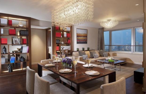 фотографии отеля Ascott Residence Huai Hai Road изображение №19