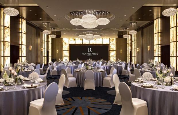 фотографии отеля Renaissance Shanghai Putuo изображение №31