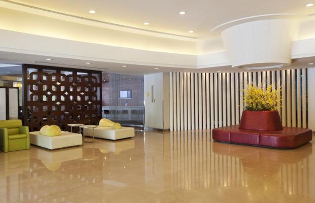 фотографии отеля Holiday Inn Express Shanghai Putuo изображение №11