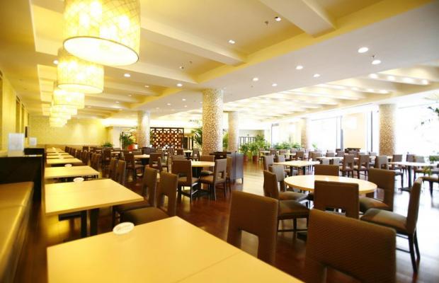 фотографии отеля Holiday Inn Express Shanghai Putuo изображение №7