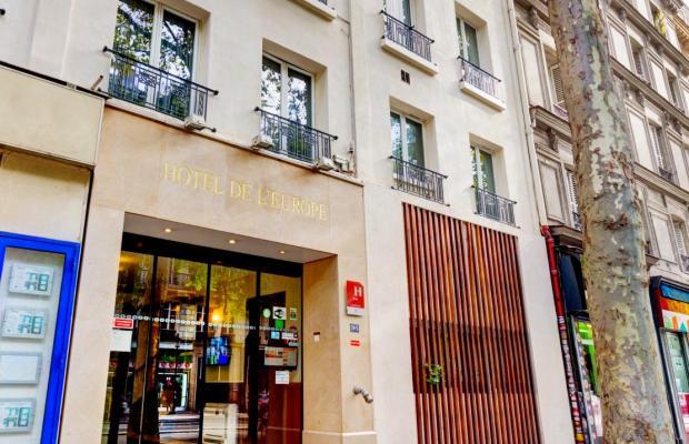 фотографии отеля Hotel de l'Europe изображение №3