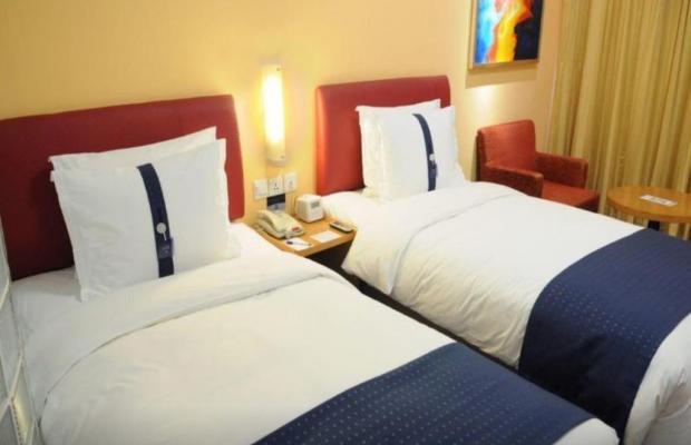 фото отеля Holiday Inn Express Shanghai Wujiaochang изображение №5