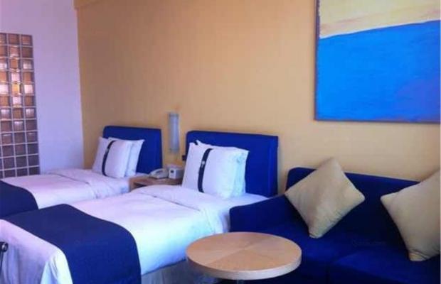 фото отеля Holiday Inn Express Shanghai Zhabei изображение №21