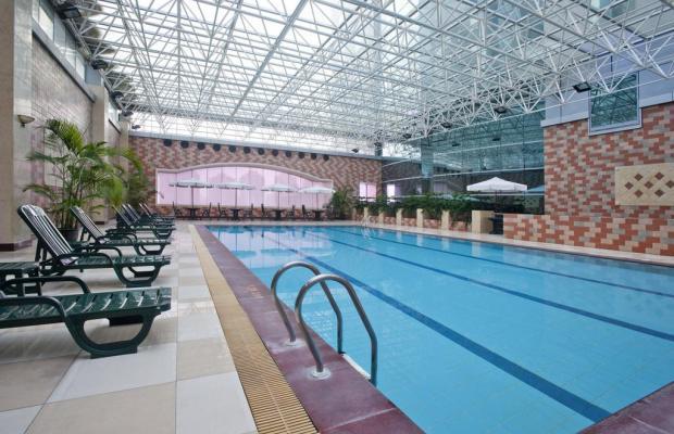 фотографии отеля Holiday Inn Shanghai Pudong изображение №23