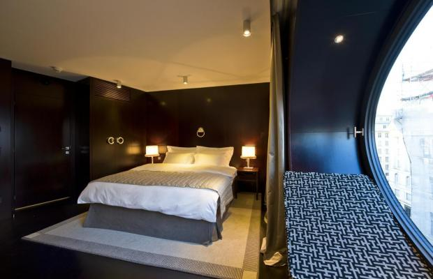 фото отеля Design Hotel Topazz изображение №9