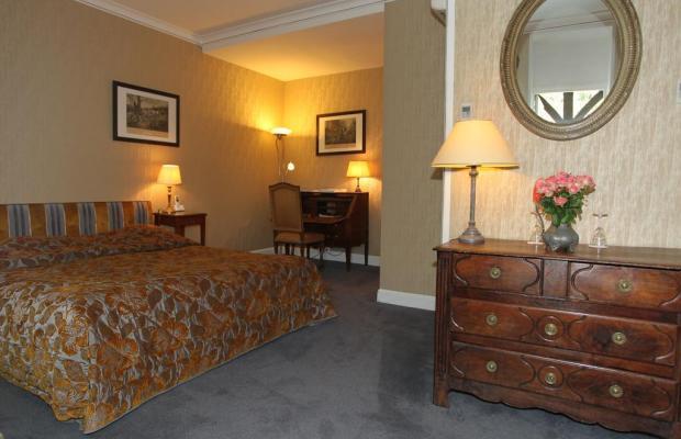 фотографии отеля Hotellerie Du Bas-Breau изображение №11