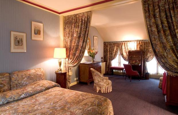 фотографии отеля Hotellerie Du Bas-Breau изображение №3