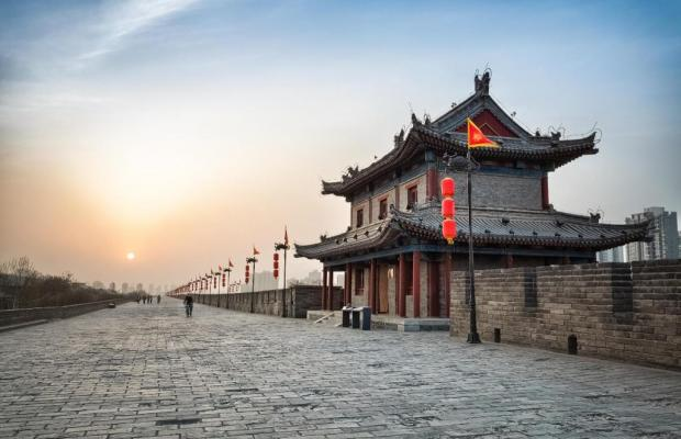 фото Yihe Palace Hotel изображение №18
