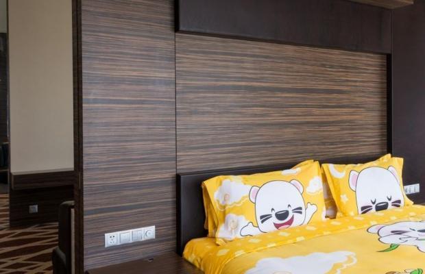 фотографии отеля Holiday Inn Shanghai Hongqiao West изображение №19