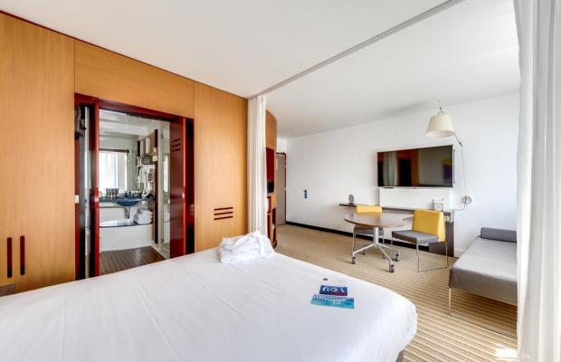 фотографии отеля Novotel Suites Paris Nord 18eme изображение №19